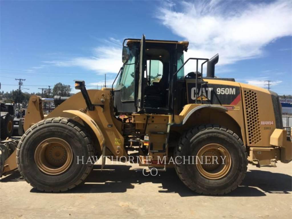 Caterpillar 950M, Ładowarki kołowe, Sprzęt budowlany