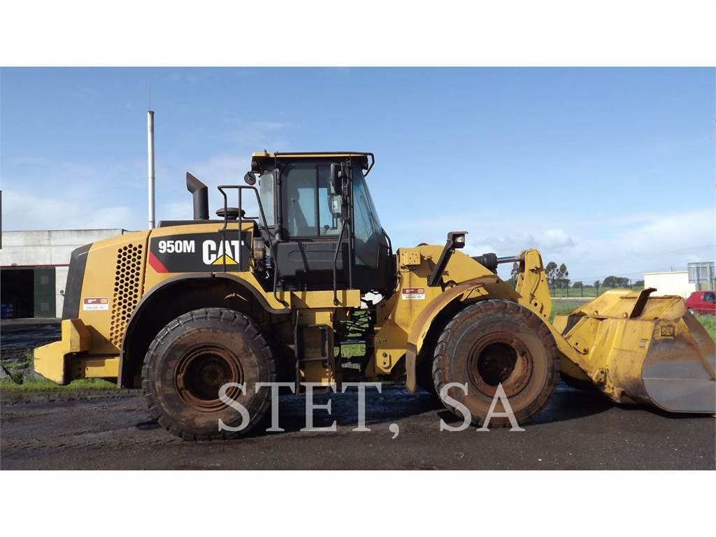 Caterpillar 950M, Wheel Loaders, Construction