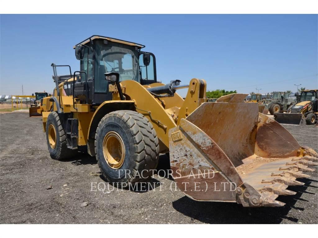 Caterpillar 950M, Wheel Loaders, Construction