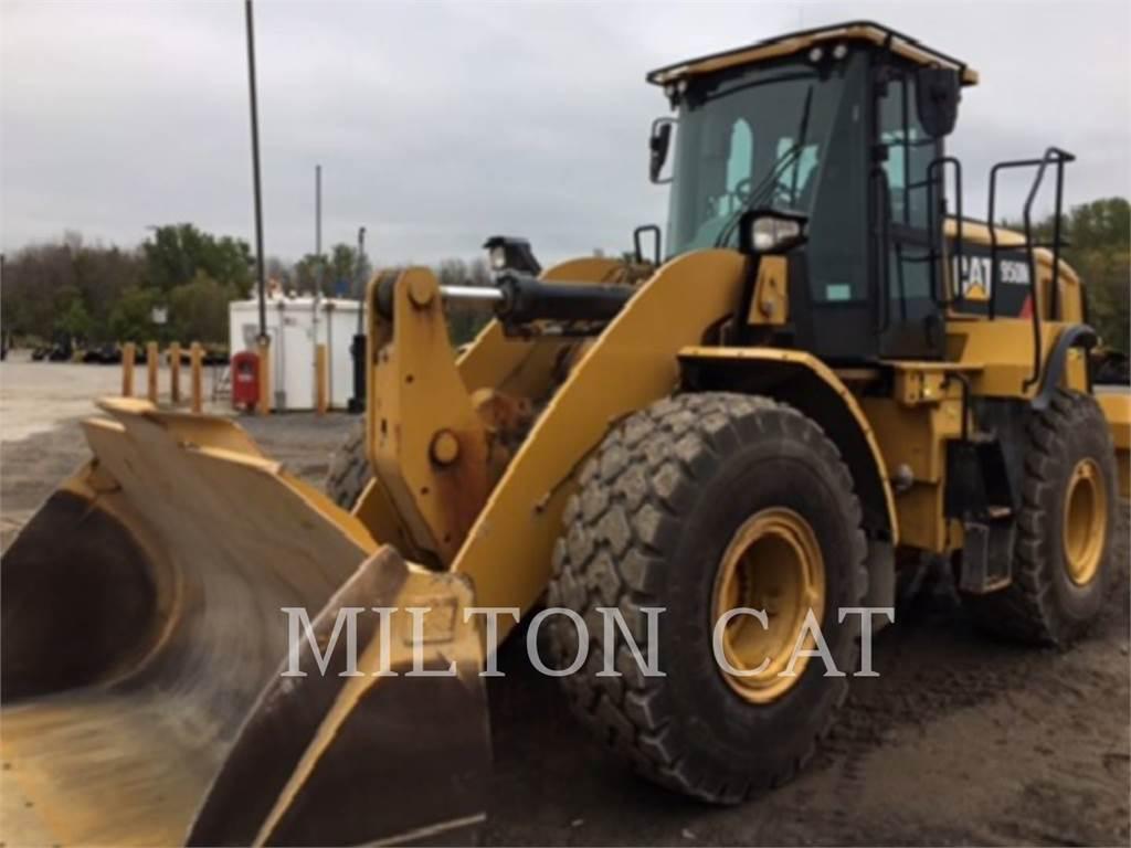 Caterpillar 950M 2V, Pás carregadoras de rodas, Equipamentos Construção