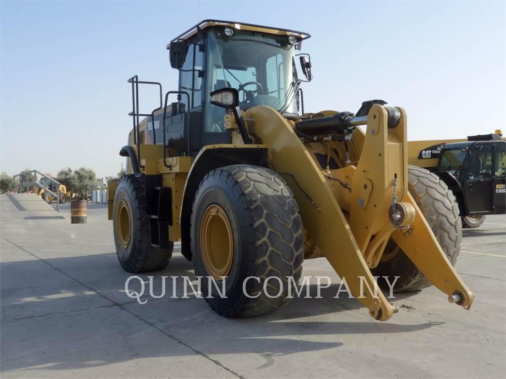 Caterpillar 950M, Chargeuse sur pneus, Équipement De Construction