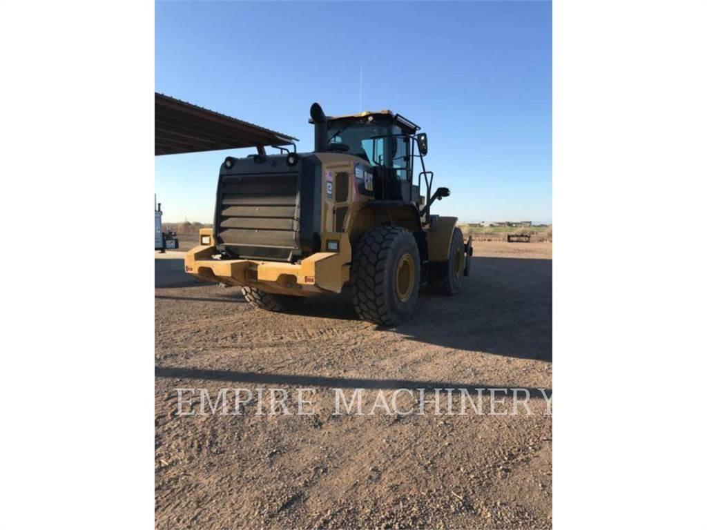 Caterpillar 950M FC, Pás carregadoras de rodas, Equipamentos Construção