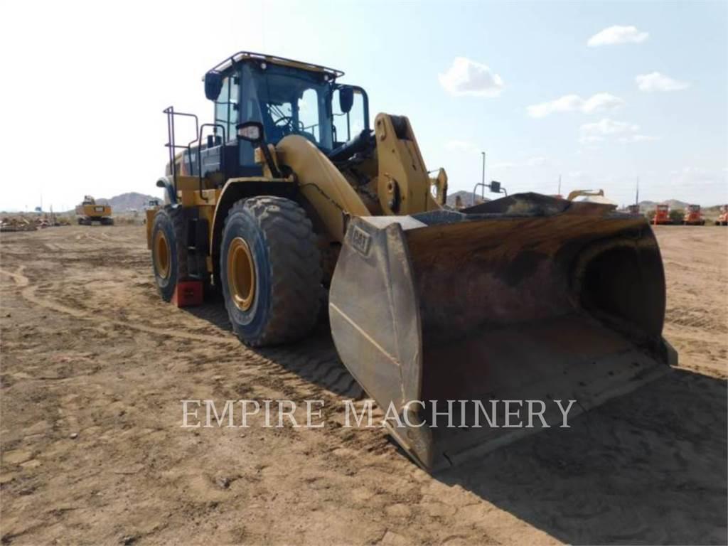Caterpillar 950M FCAOC, Wheel Loaders, Construction