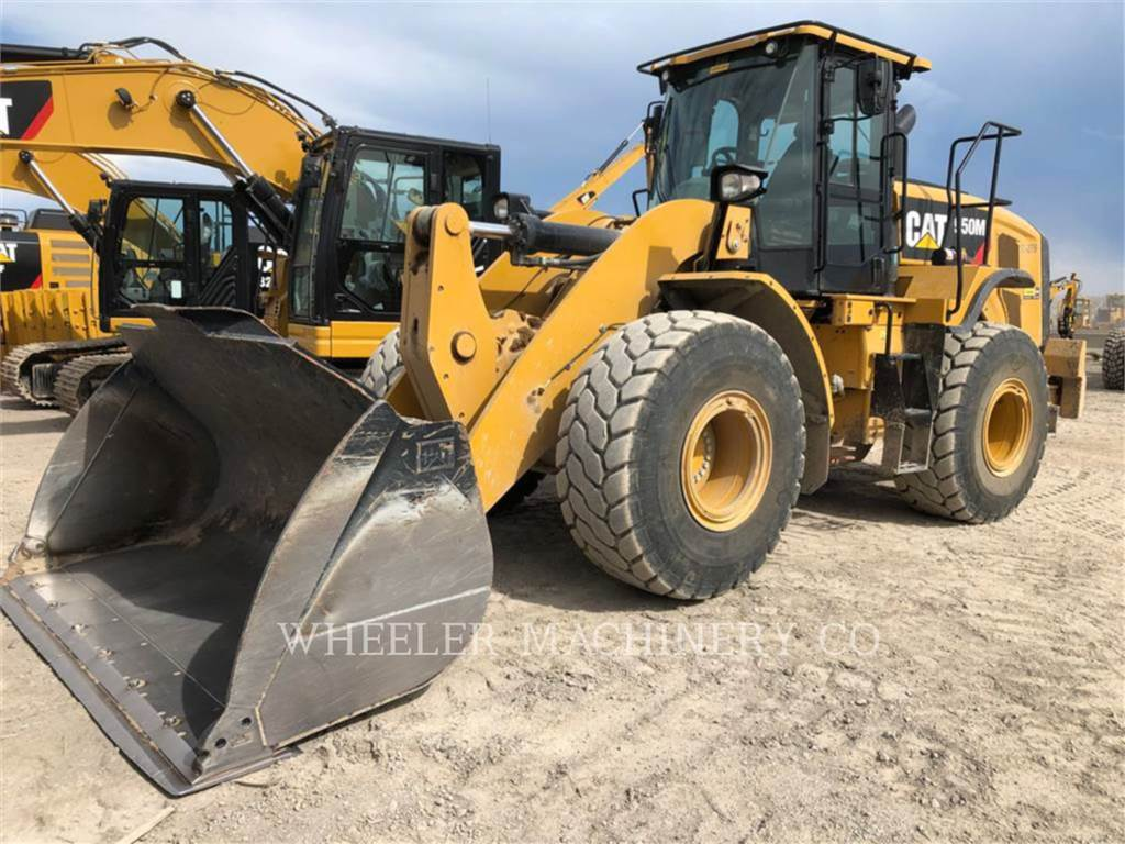 Caterpillar 950M QC, Wheel Loaders, Construction
