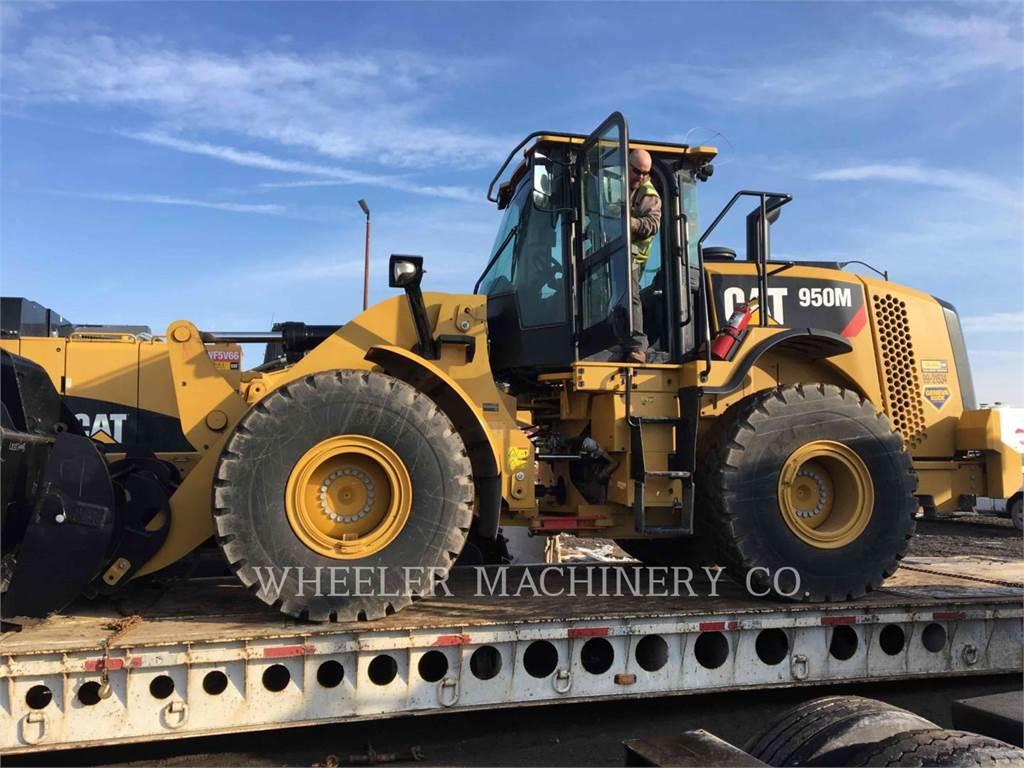 Caterpillar 950M QCF, Radlader, Bau-Und Bergbauausrüstung
