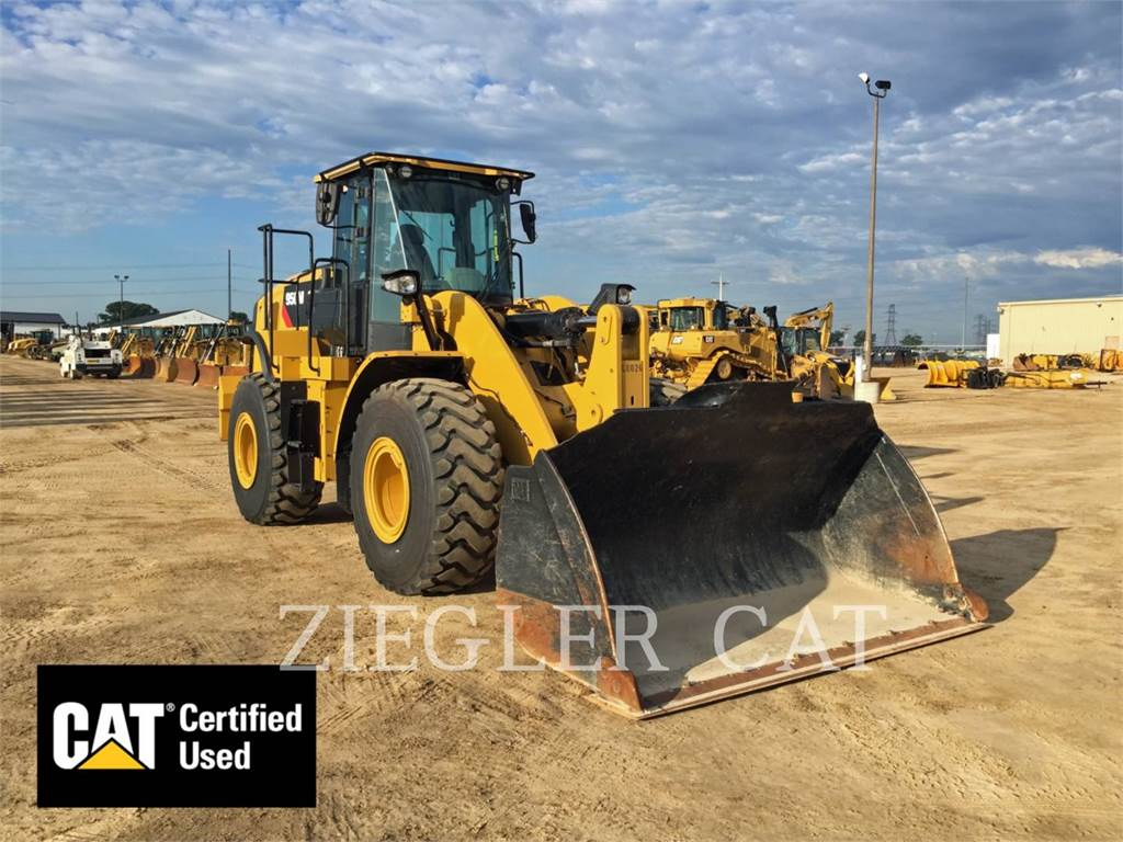 Caterpillar 950MHL, Wheel Loaders, Construction