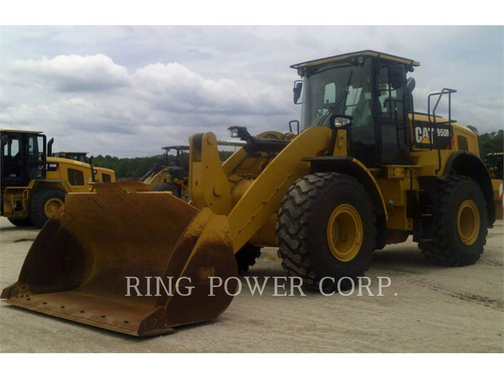 Caterpillar 950MHLPM, Wheel Loaders, Construction