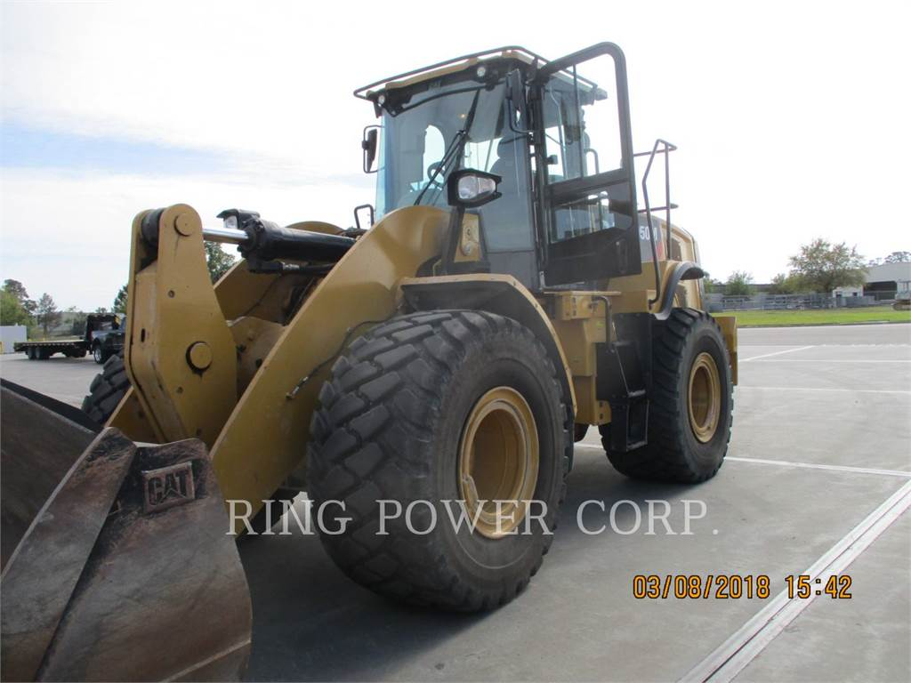 Caterpillar 950MQC, Wheel Loaders, Construction