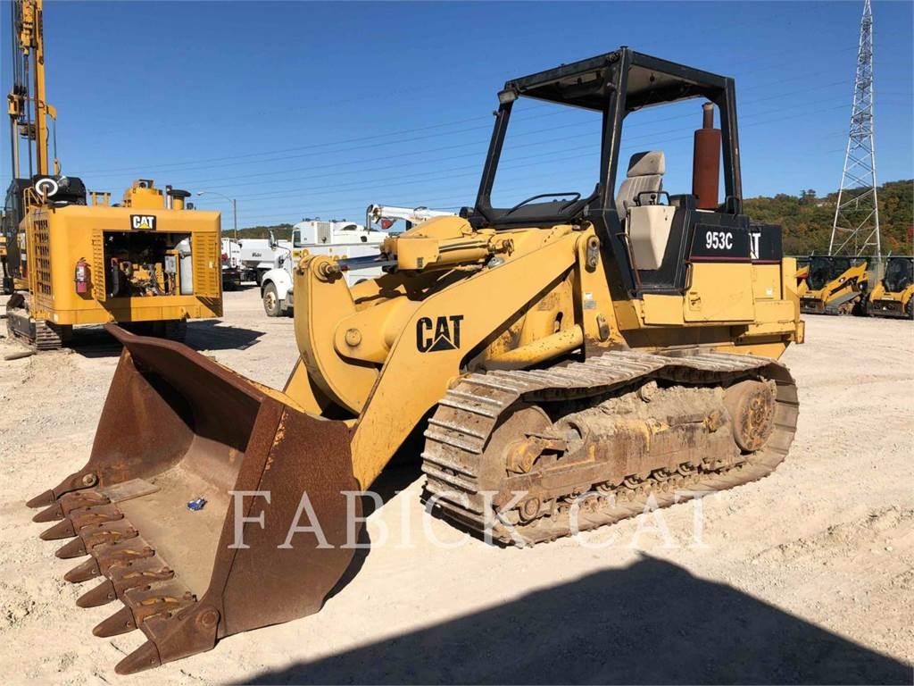 Caterpillar 953C, kettenlader, Bau-Und Bergbauausrüstung