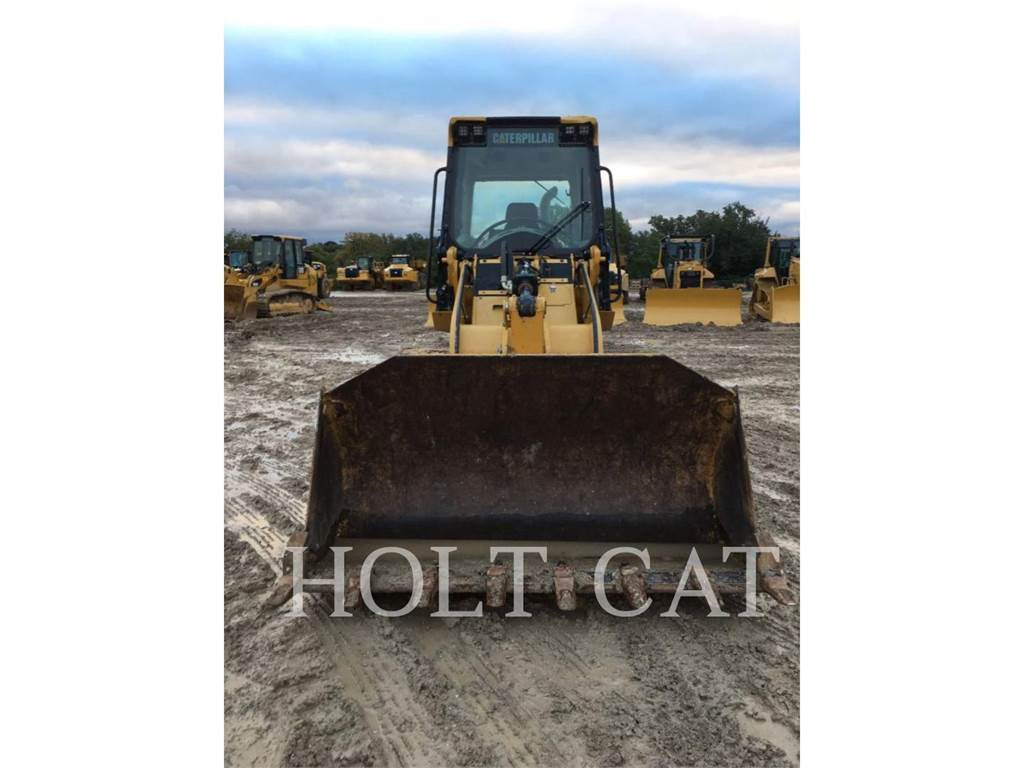 Caterpillar 953D, track loaders, Construction