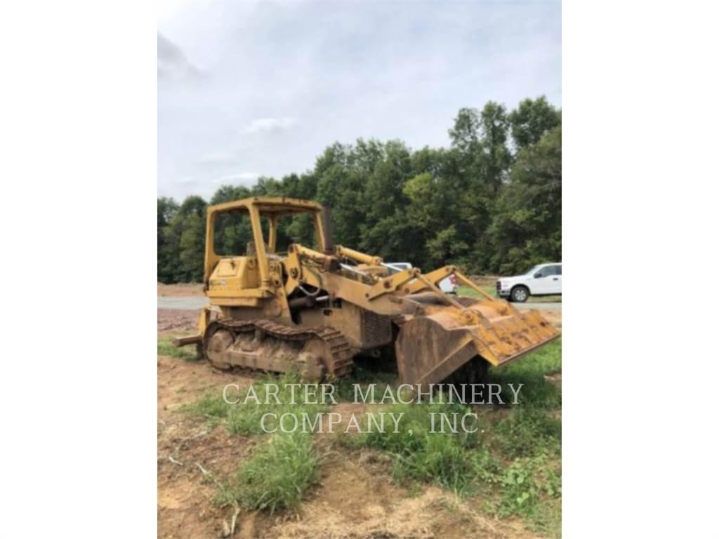 Caterpillar 955K, carregadeira de esteiras, Equipamentos Construção