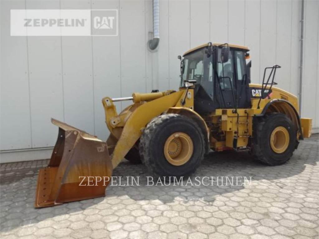 Caterpillar 962H, Radlader, Bau-Und Bergbauausrüstung