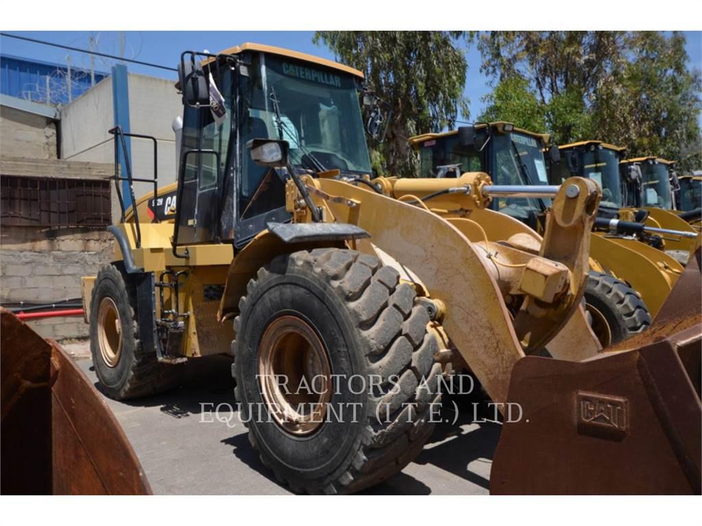 Caterpillar 962H, Pás carregadoras de rodas, Equipamentos Construção