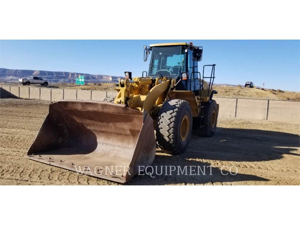 Caterpillar 962H, Wheel Loaders, Construction
