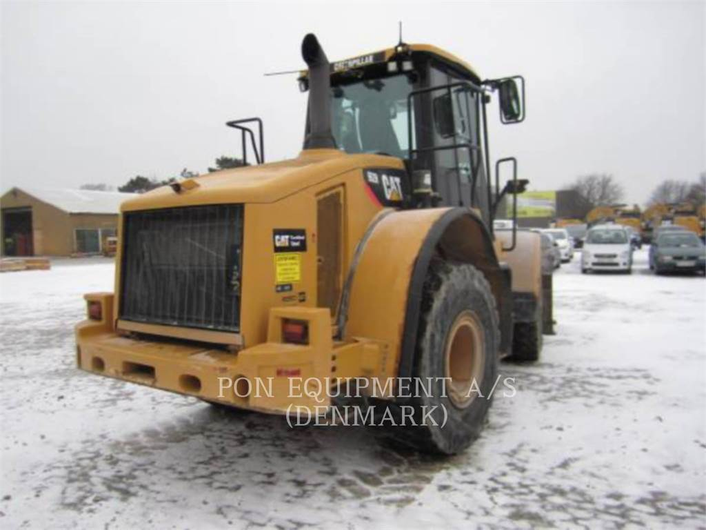 Caterpillar 962H -- N1A02006, Wheel Loaders, Construction