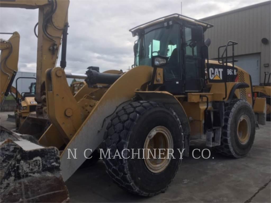 Caterpillar 962K, Radlader, Bau-Und Bergbauausrüstung