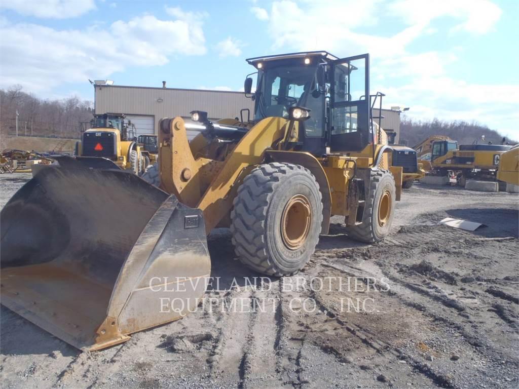 Caterpillar 962K, Chargeuse sur pneus, Équipement De Construction