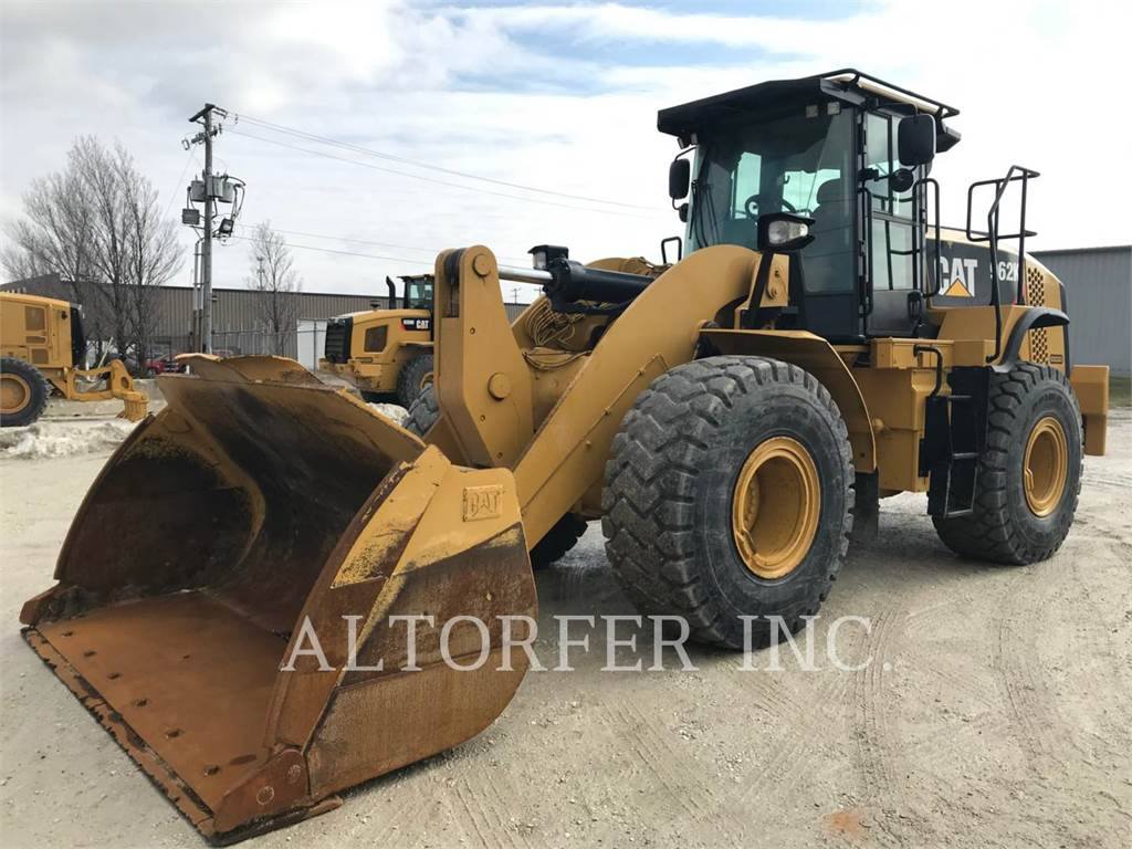 Caterpillar 962K, Wheel Loaders, Construction