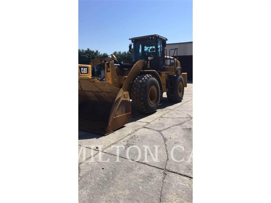 Caterpillar 962M, Chargeuse sur pneus, Équipement De Construction