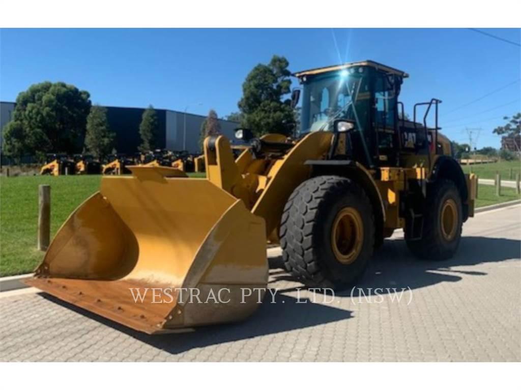 Caterpillar 962M, Radlader, Bau-Und Bergbauausrüstung