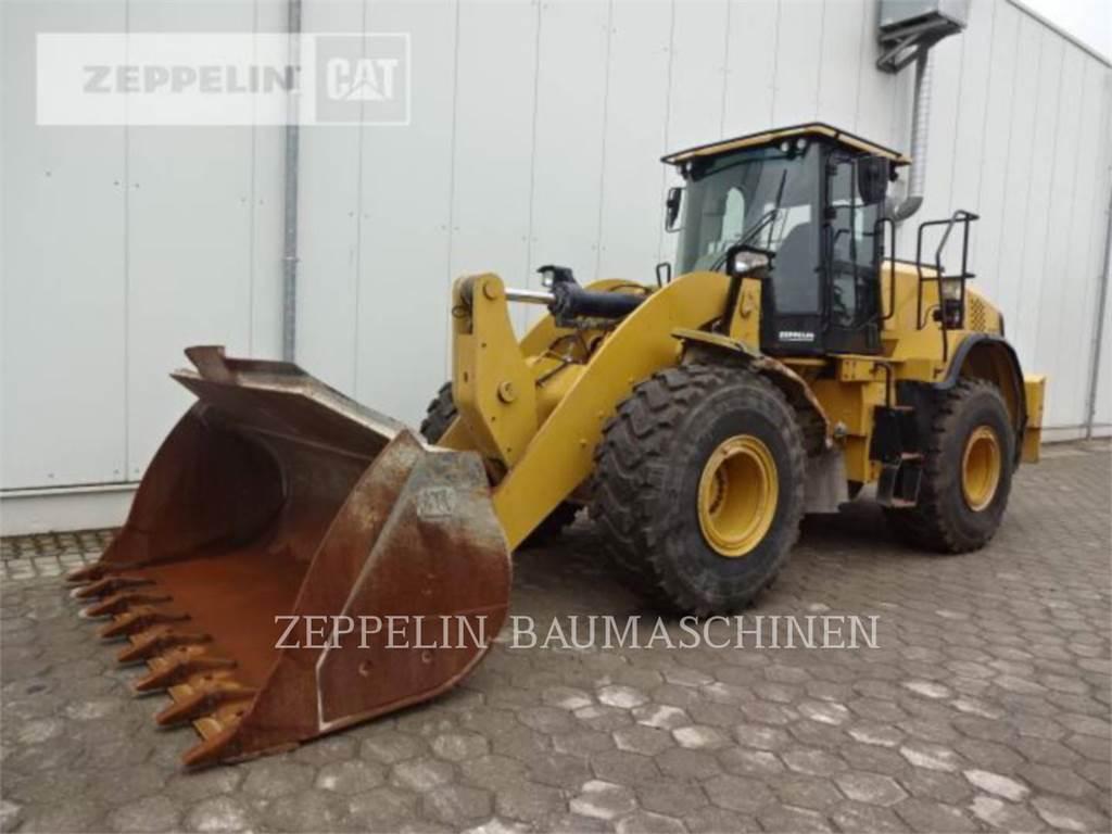 Caterpillar 962M、轮式装载机、建筑设备