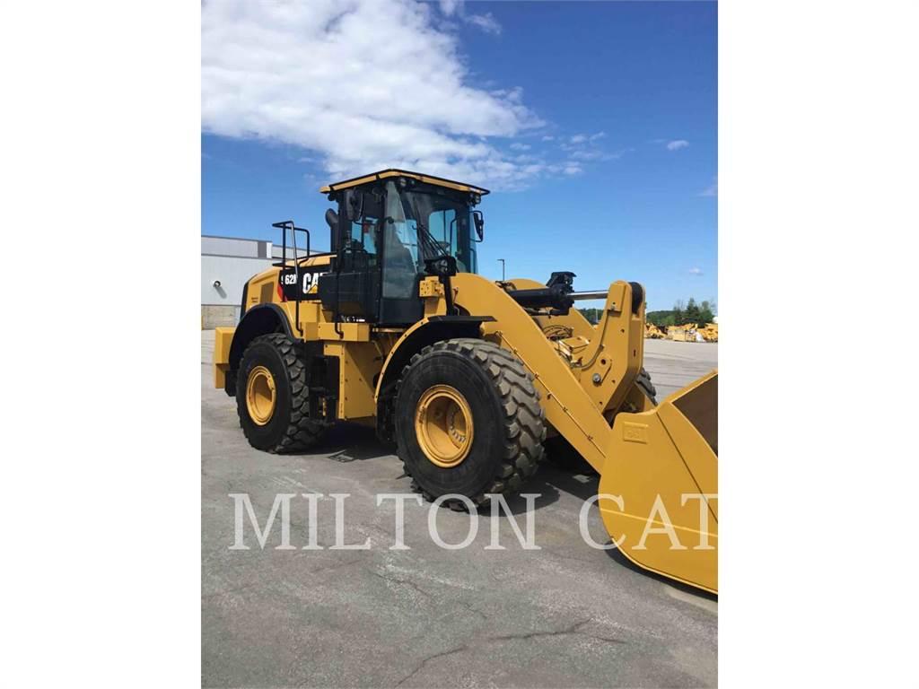 Caterpillar 962M, Pás carregadoras de rodas, Equipamentos Construção