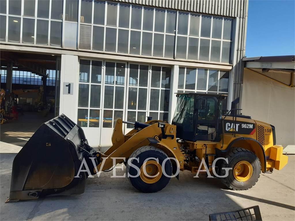 Caterpillar 962M HMU、轮式装载机、建筑设备