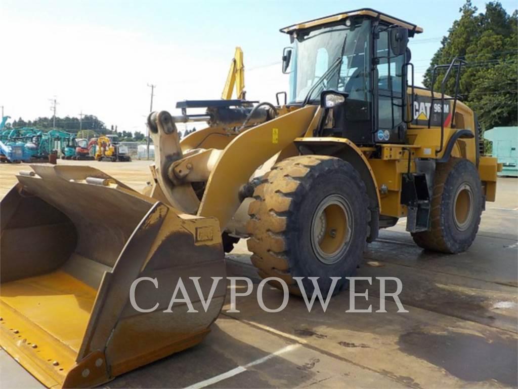 Caterpillar 962MZ, Wheel Loaders, Construction