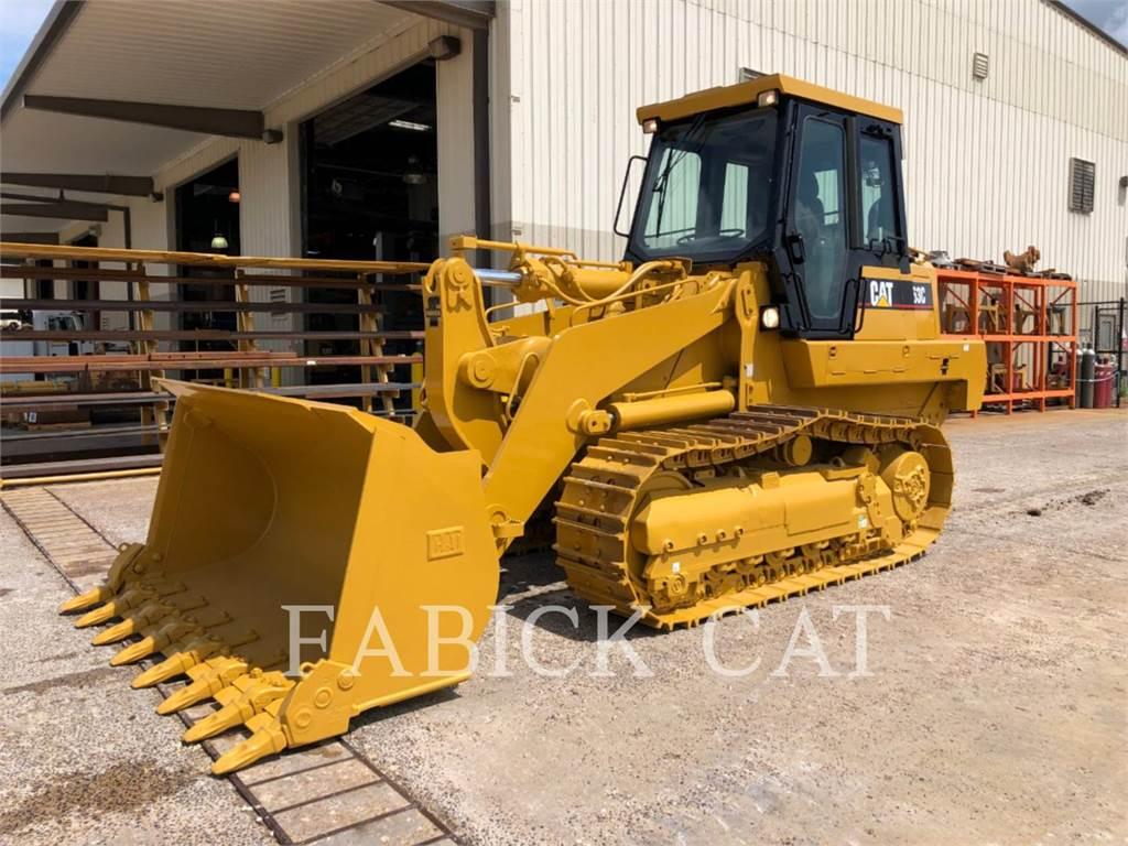 Caterpillar 963C, cargadores de cadenas, Construcción