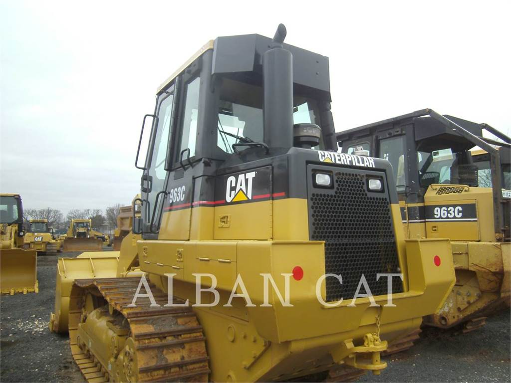 Caterpillar 963C CAC, track loaders, Construction