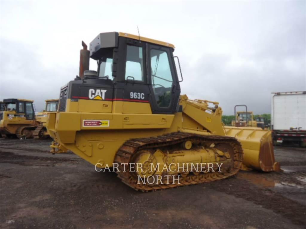 Caterpillar 963CLGP, track loaders, Construction