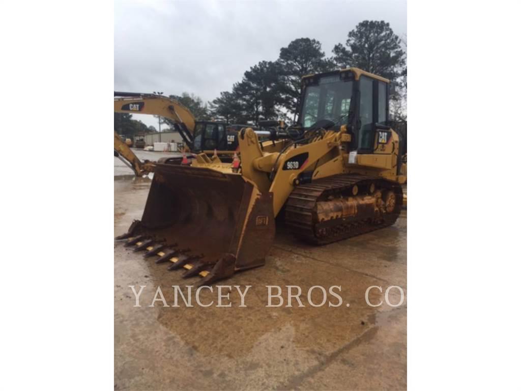 Caterpillar 963D, track loaders, Construction