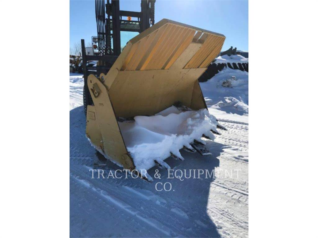 Caterpillar 963K, bucket, Construction