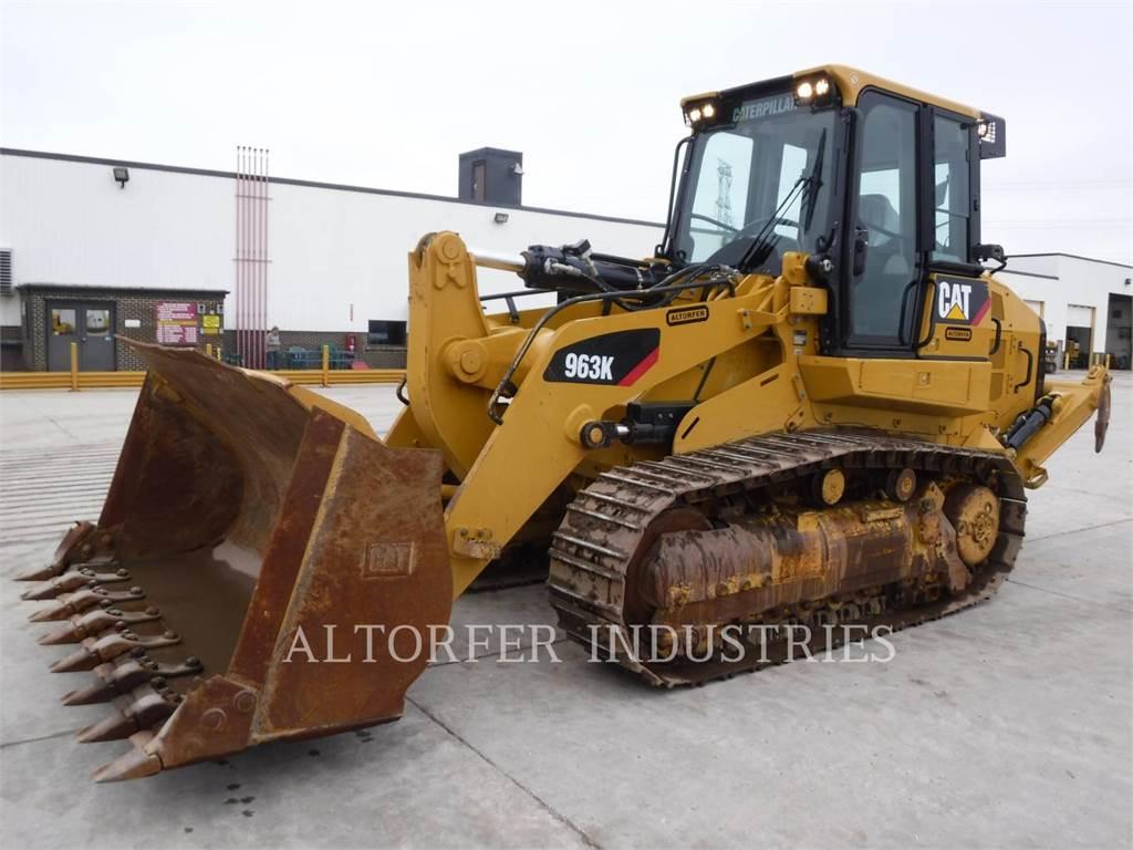 Caterpillar 963K, kettenlader, Bau-Und Bergbauausrüstung