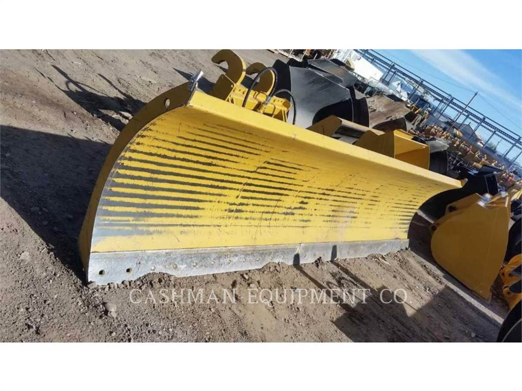 Caterpillar 966.BLADE.168, snow removal, Agriculture