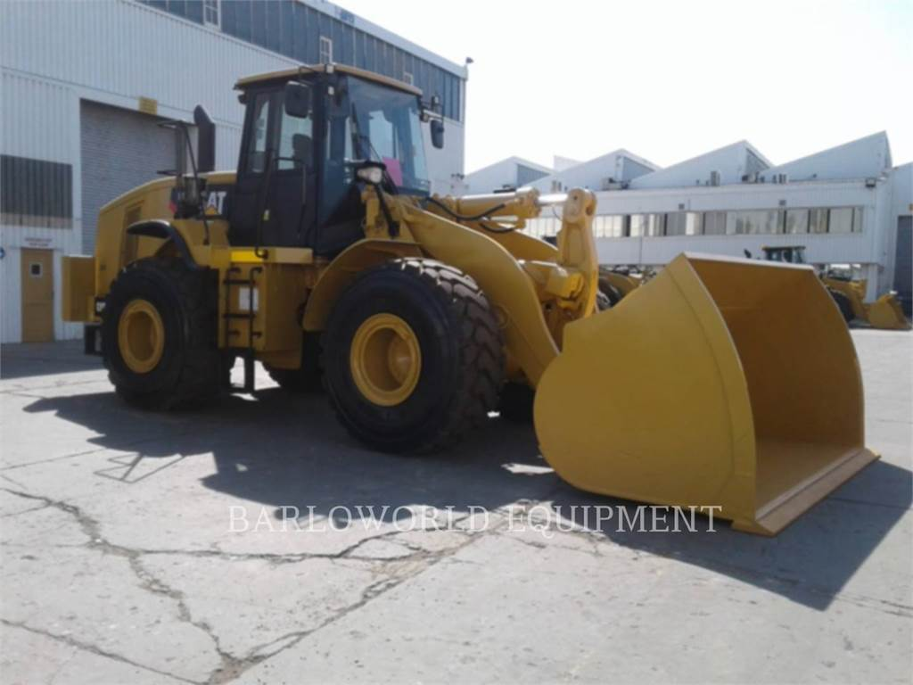 Caterpillar 966H, Chargeuse sur pneus, Équipement De Construction