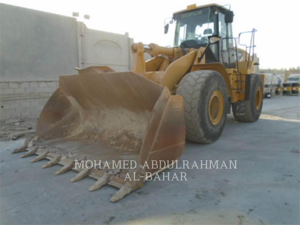 Caterpillar 966H, Radlader, Bau-Und Bergbauausrüstung