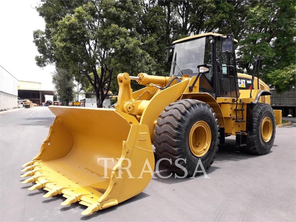 Caterpillar 966H, Wheel Loaders, Construction