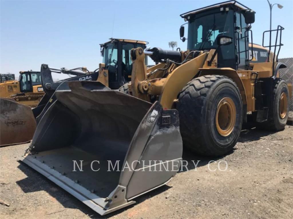 Caterpillar 966K, Wheel Loaders, Construction