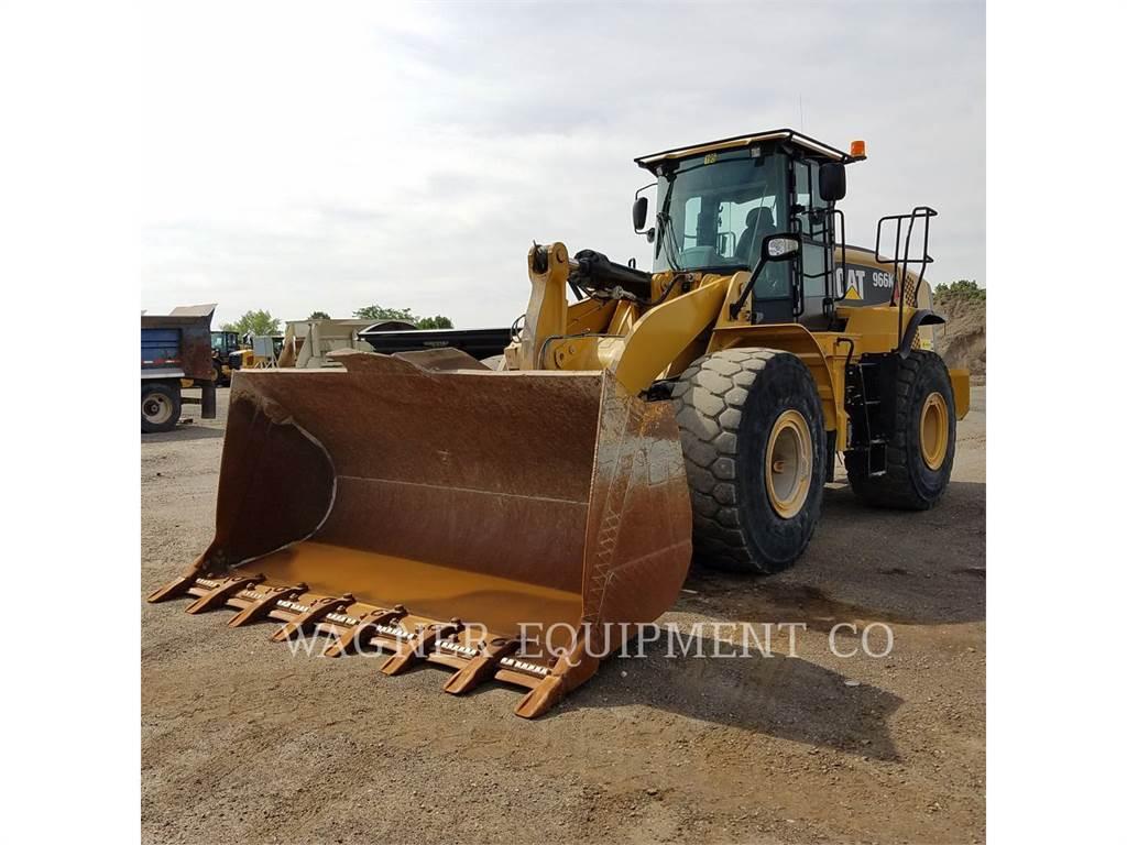 Caterpillar 966K, Ładowarki kołowe, Sprzęt budowlany