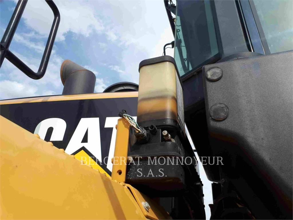 Caterpillar 966K、轮式装载机、建筑设备