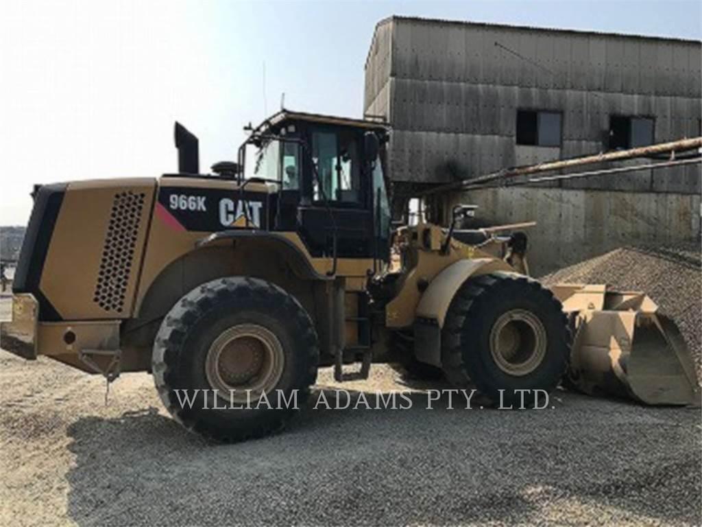 Caterpillar 966K, Radlader, Bau-Und Bergbauausrüstung