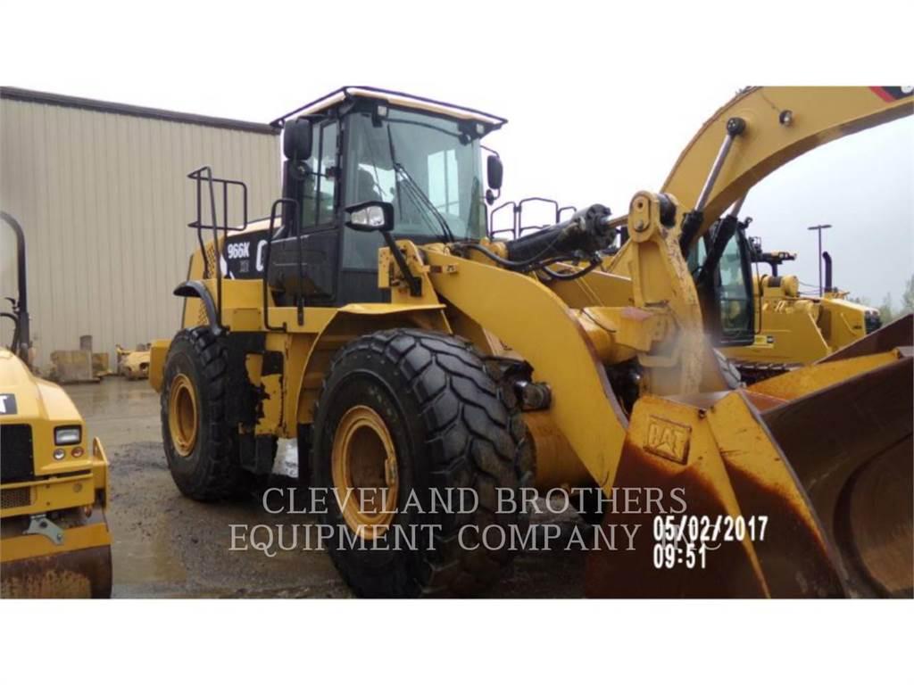 Caterpillar 966KXE, Chargeuse sur pneus, Équipement De Construction