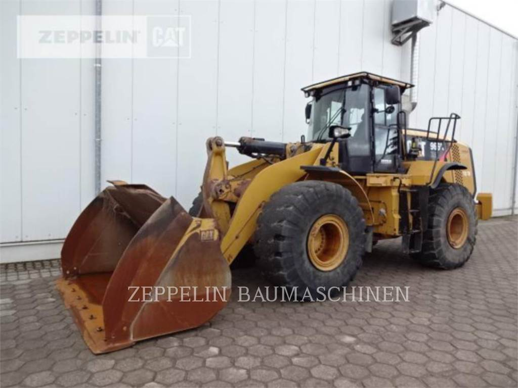 Caterpillar 966KXE, Wheel Loaders, Construction