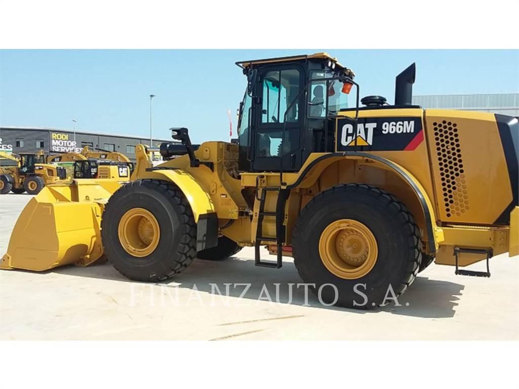 Caterpillar 966M, Radlader, Bau-Und Bergbauausrüstung