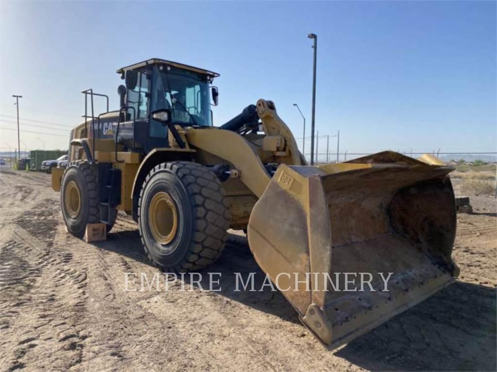 Caterpillar 966M AOC, Wheel Loaders, Construction
