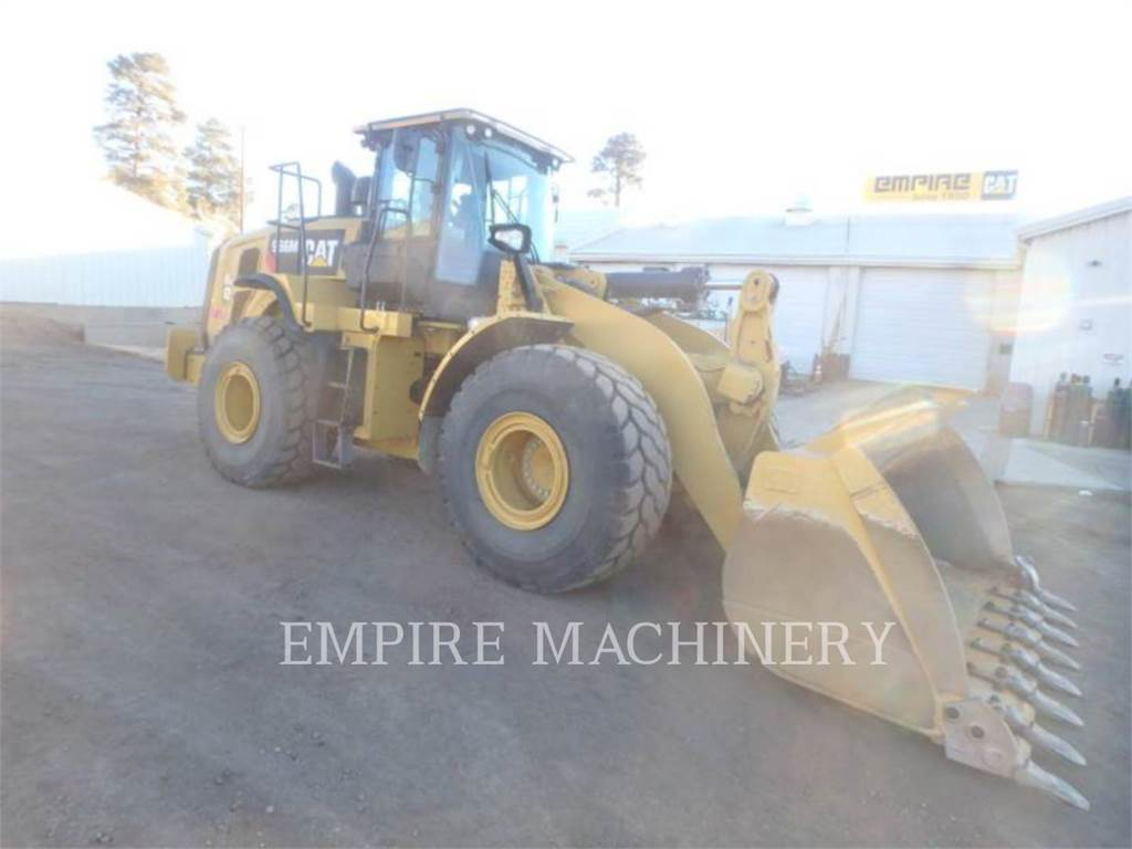 Caterpillar 966M AOC, Wheel Loaders, Construction