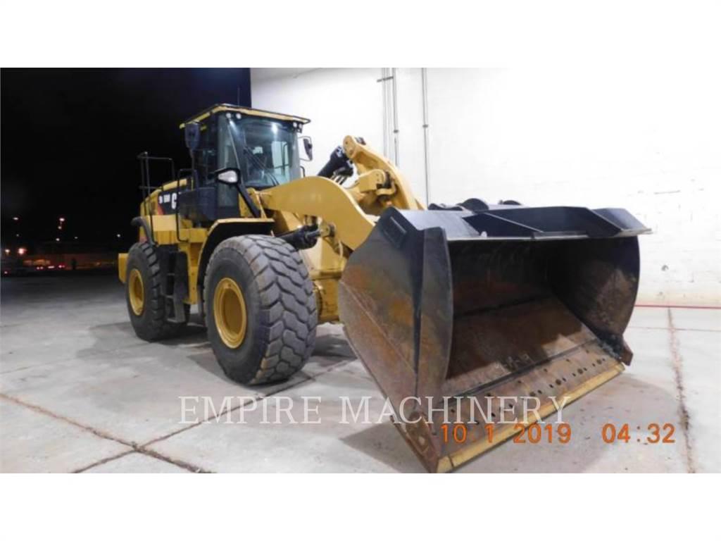 Caterpillar 966M FC, Wheel Loaders, Construction