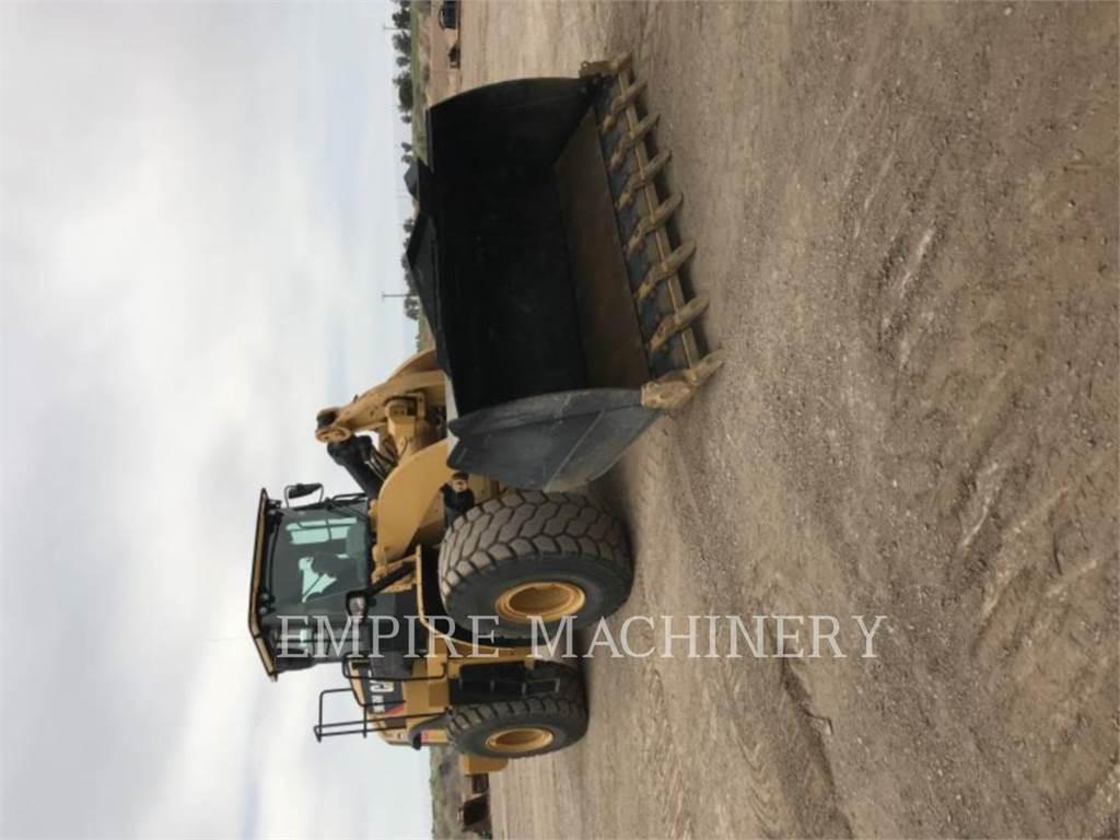 Caterpillar 966M FCAOC, Chargeuse sur pneus, Équipement De Construction