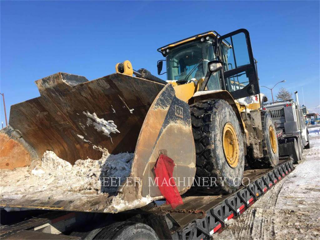 Caterpillar 966M QC 3V, Wheel Loaders, Construction